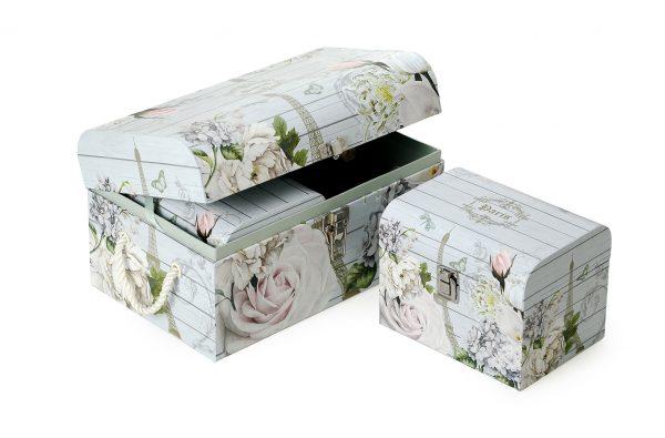 Decoration Storage Chest box Set