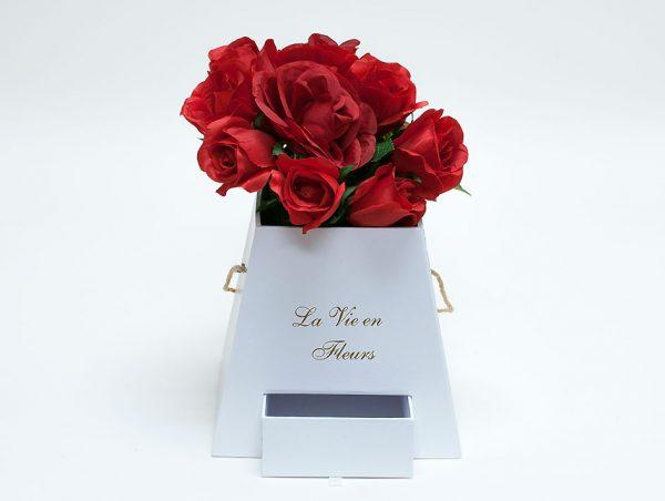 Square Pyramid Frustum Flower Box