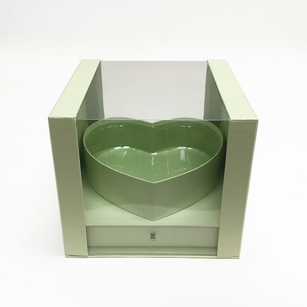 PVC Square Flower Box